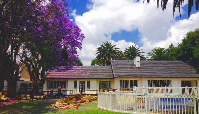 garden road Montessori pre-school premises